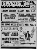 Plano Drive-In