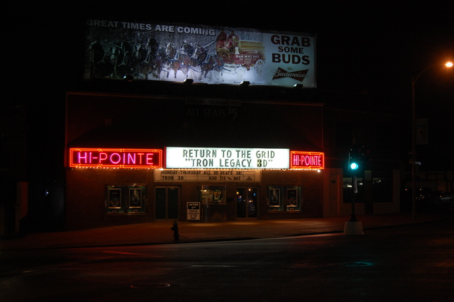 Hi-Pointe Theater