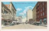 Postcard view of the Rialto Theatre