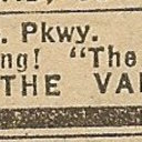 Newspaper ad from Aug. 15, 1945 Chicago Herald-American showing what was playing at the Met Theatre