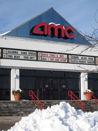 AMC Burlington Cinema 10