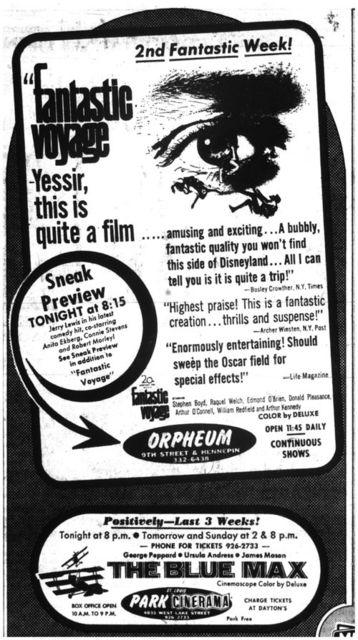 ORPHEUM (1966)