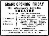 Bill Alderman's Drive-In