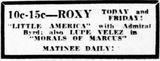 Roxy Theater