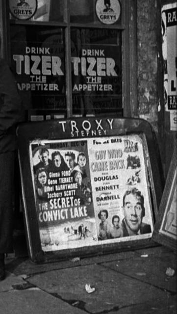 Troxy Stepney