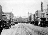Early picture of The Strand