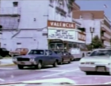 Valencia Theater 1972