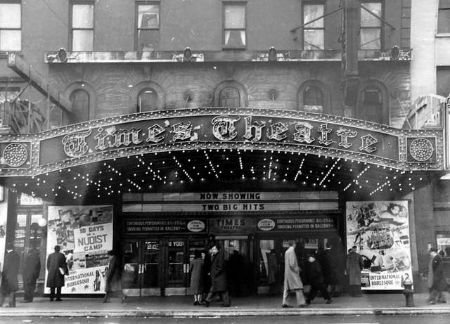 Times Theatre exterior