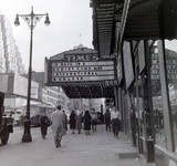 Times Theatre exterior