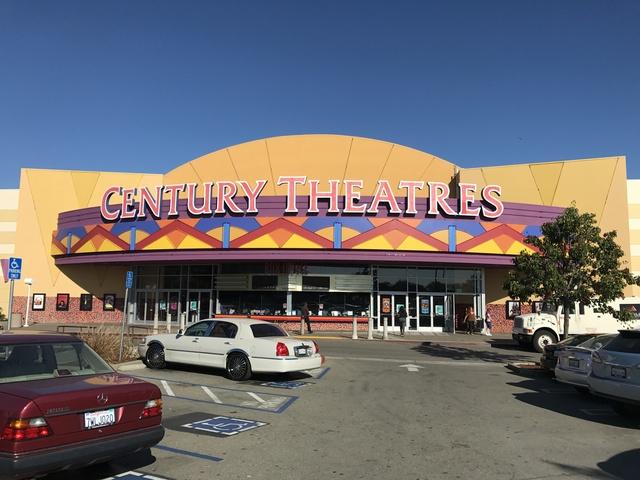 Century 16 Bayfair Mall