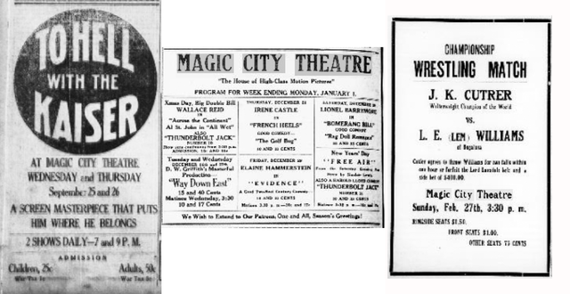 Magic City Theatre