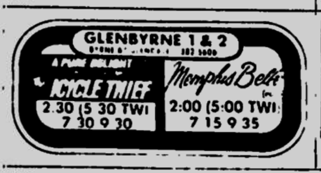 Glenbyrne Cinemas