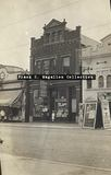1917 photo & copy credit Frank S. Magallon Collection, via The Old Neighborhood Berwyn Cicero Chicago History Page.