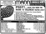 Mann Valencia 10