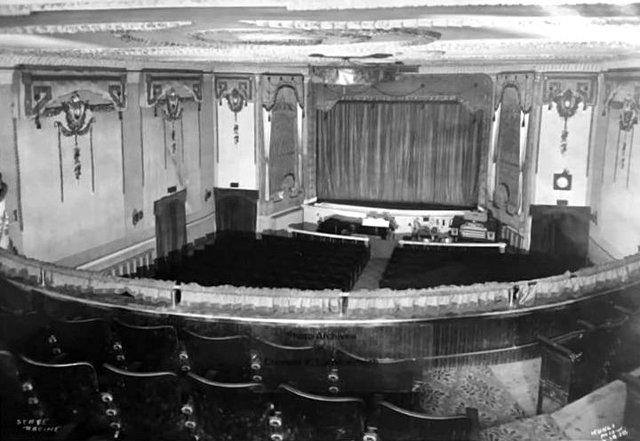 STATE (BIJOU, BADGER) Theatre; Racine, Wisconsin.