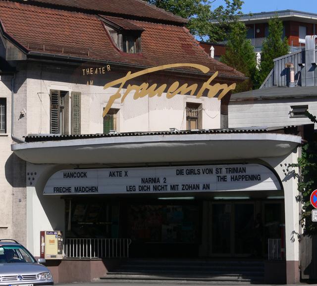 Kinozentrum am Frauentor Ravensburg
