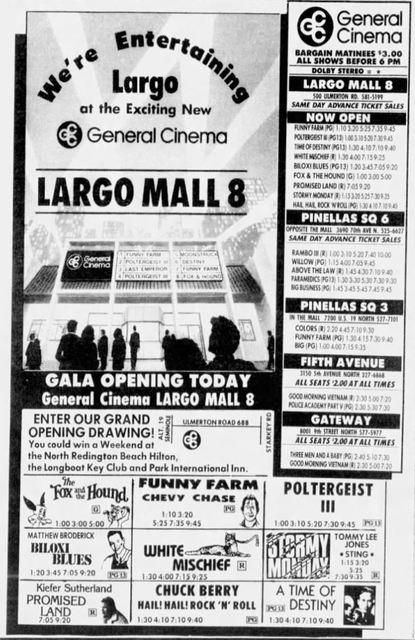 Largo Mall 8
