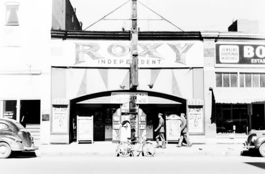 Roxy Independent Theatre exterior