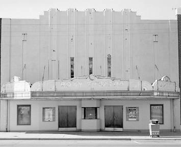 Roxy Theatre exterior