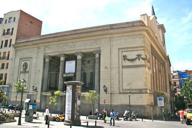 Teatro Cine Madrid