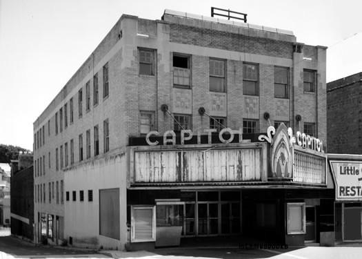 Capitol Theatre exterior