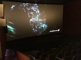 <p>Inside of the XD auditorium, from the back corner.</p>