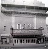 Sanders Theatre exterior