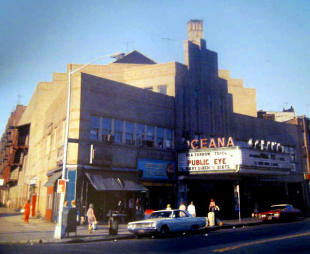 Oceana Theatre exterior