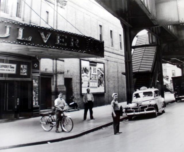 Culver Theatre exterior