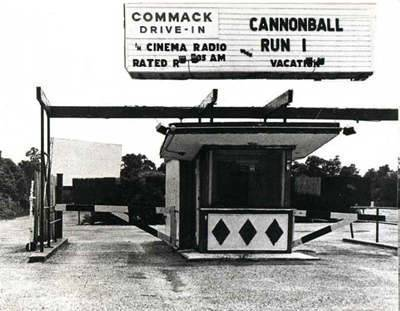 Commack Drive-In