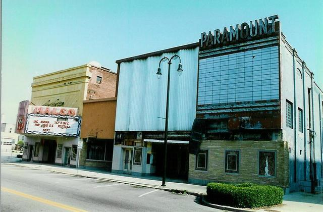 Malco Theater / Paramount Theater Jackson TN June 1996