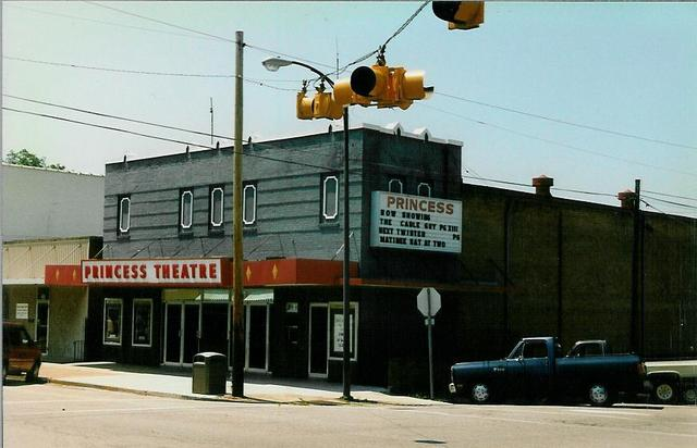 Princess Theater Lexington, TN June 1996