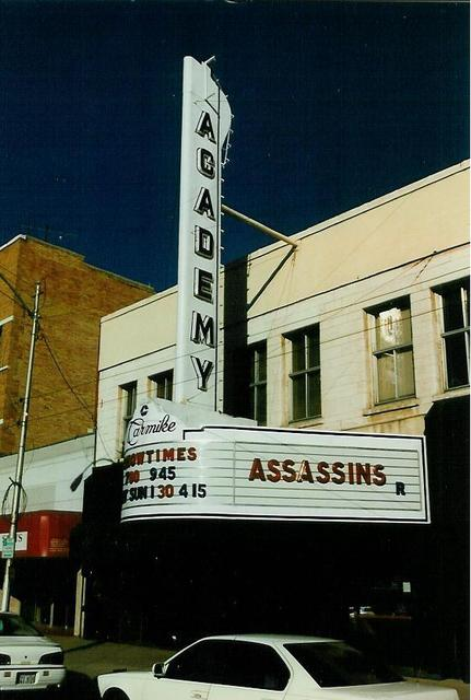 Academy Theater Provo UT 1995