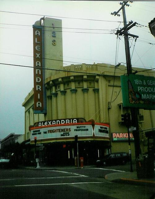 Alexandria Theatre San Francisco, CA  July 1996