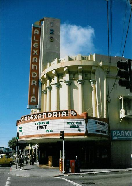 Alexandria Theatre  San Francisco, CA  Oct 1997