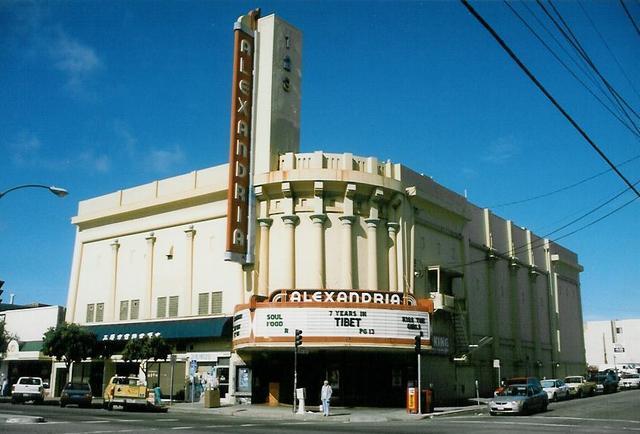 Alexandria Theatre  San Francisco, CA  Oct 1997