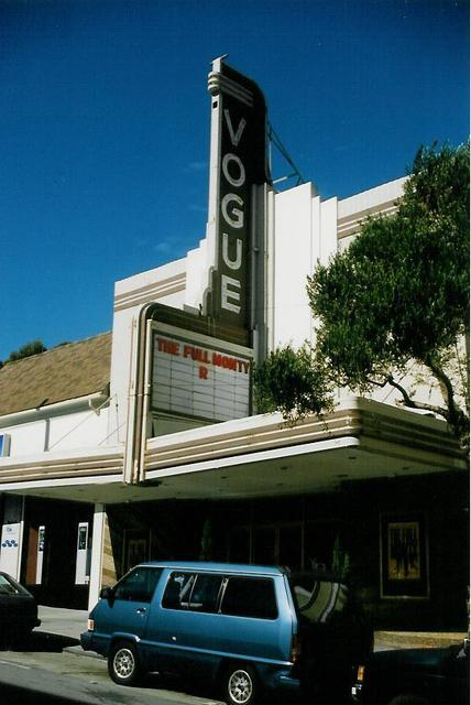 Vogue Theatre  San Francisco, CA  Oct 1997