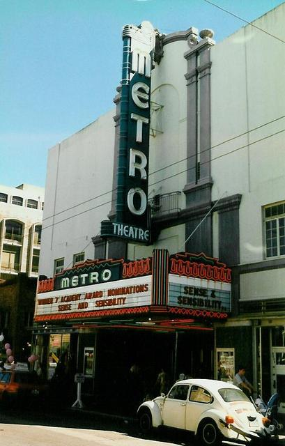 Metro Theatre  San Francisco, CA  March 1996