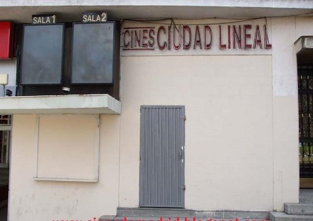 Cines Ciudad Lineal