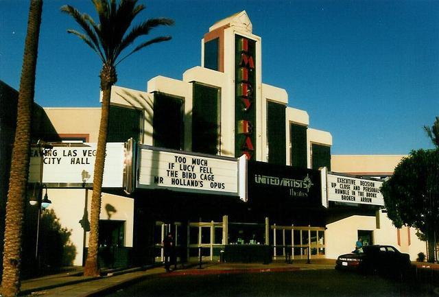 UA Emery Bay  Emeryville, CA  1996