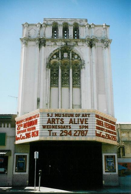 California Theatre  San Jose, CA  Oct 1997