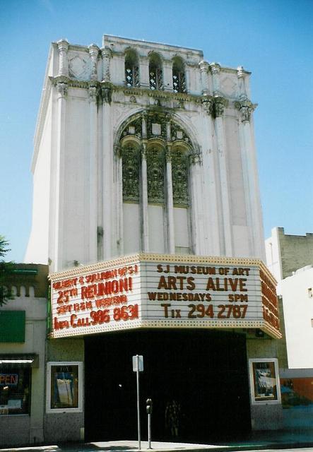 California Theatre  San Jose, CA  Oct 1997