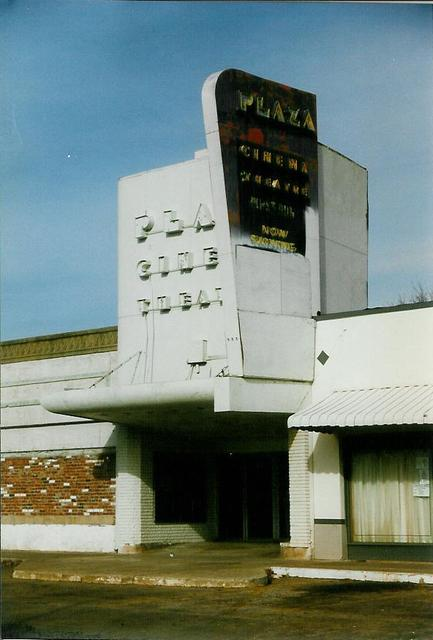 Plaza Theatre  Oklahoma City, OK  1994