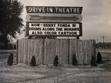 Frankfort Drive-in Marquee