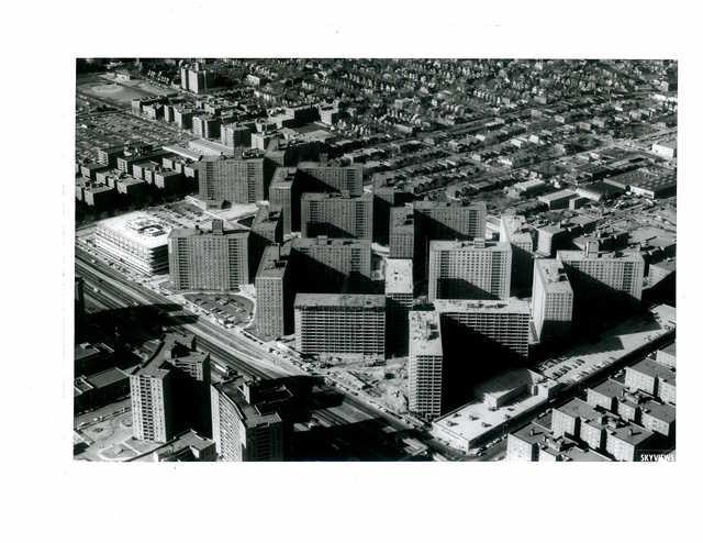 Aerial View Dec 1965