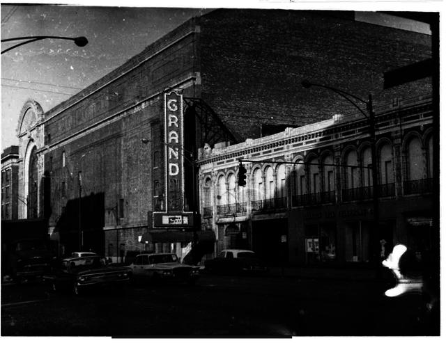 Tivoli & Grand Ballroom, 1965