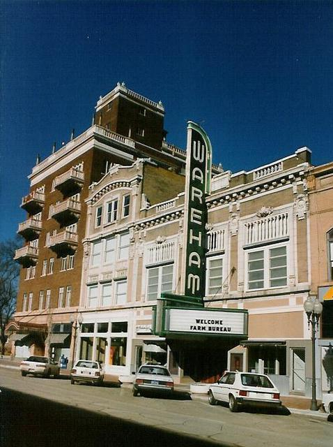 Wareham Theatre  Manhattan, KS  1991