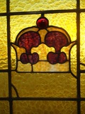 Crown Detail, Grauman's Imperial Theatre Window