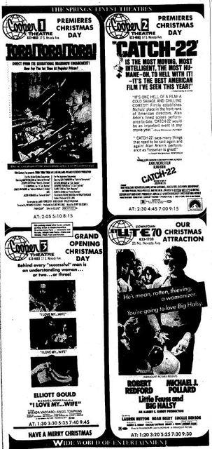 Cooper 1-2-3 Cinemas