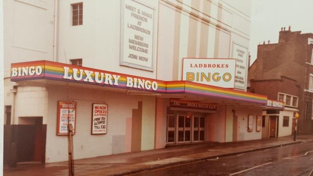 Ladbrokes Bingo, Caledonian Road from 1984